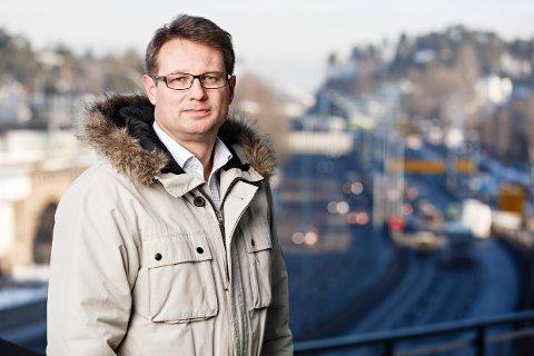Sigmund Clementz er kommunikasjonssjef i forsikringsselskapet If.