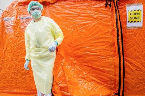 34 personer i Frogn og på Nesodden har denne uka fått påvist smitte.