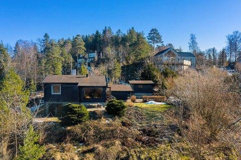 STOR INTERESSE: Hyttemarkedet har en oppsving i disse dager, sier eiendomsmegler Geir Petersen hos Foss & Co.