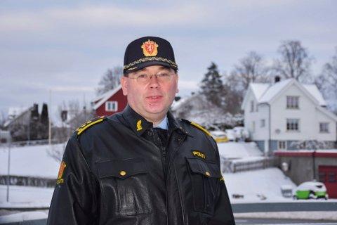 Politiadvokat Morten Lundén i Øst politidistrikt fra Øko- og Miljøavsnittet etterforsker hendelsen.