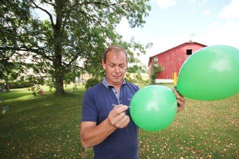 Ordfører Hans Kristian Raanaas er lettet etter kunngjøringen av regjeringens vedtak i dag om at Frogn kommune trer ut av tiltaksnivå 5b i Covid-19 forskriften