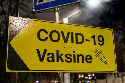 Nesodden kommune håper å ha gitt alle tilbud om første vaksinedose innen uke 31/32.