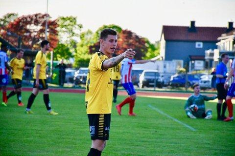 FERDIG I MFK: Mikkel Aarstrand satser på å finne tilbake motivasjonen i en annen klubb enn MFK. Tirsdag sa han opp kontrakten med Melløs-klubben.