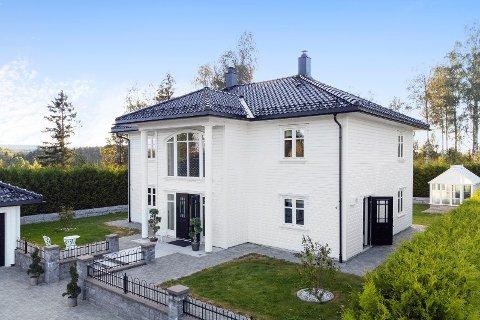 SELGES: Denne boligen har ikke ligget ute for salg på det åpne markedet.