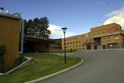 Tynset sjukehus.