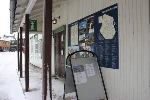 Destinasjon Røros