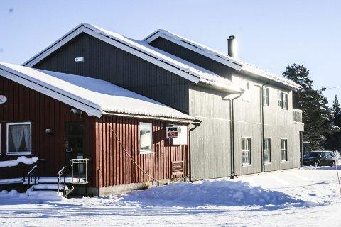 Butikken i Tufsingdalen kan bli utgangspunkt for flere snøscooterløyper. Tufsingdalen og Narbuvoll utviklingslag setter snøscooter og fiskeløyper på kartet.