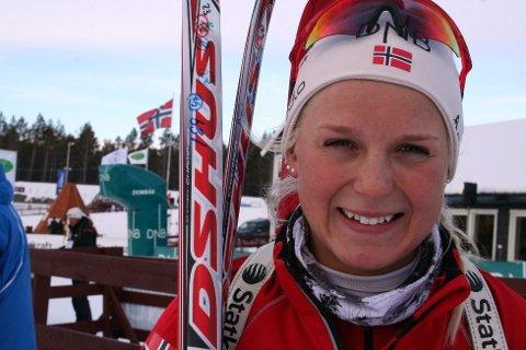 Marion Rønning Huber er klar for sitt første verdenscupløp siden prøve-VM i Holmenkollen i 2015.