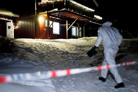 En 70 år gammel mann er funnet død med synlige skader i Tydal i Sør-Trøndelag fredag ettermiddag.  Foto: Ole Martin Wold / NTB scanpix