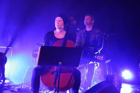 Siri Snortheim er en av mange som besøker Tynset Kulturhus i høst. Hun kommer med bandet Low-Fly Quintet.
