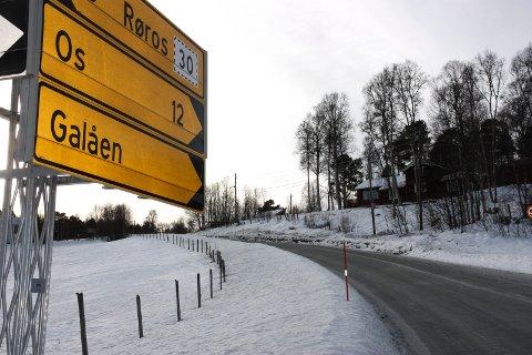 NÅ ER DET HÅP: I løpet av våren og forsommeren starter arbeidene med å ruste opp fylkesvei 531 fra Sundbakken til Galåen. Arkivfoto.
