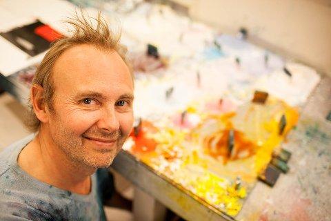 FINBORYD: Kristian Finborud.