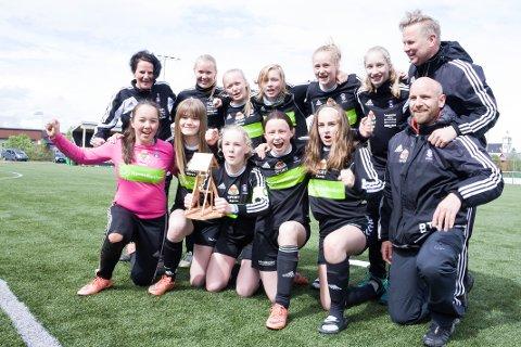 SEIER: Røros J14 vant Bergstadcupen! Gratulerer!