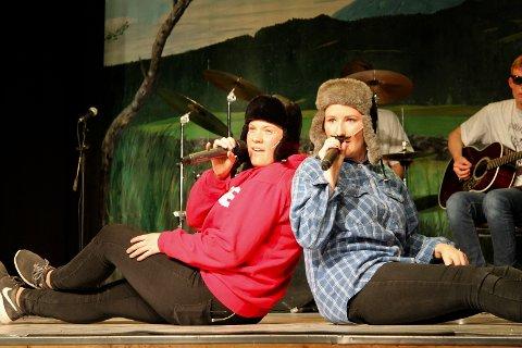 *RAP: Songen om Østerdalen. Sandra Ryen og Eline Grue.