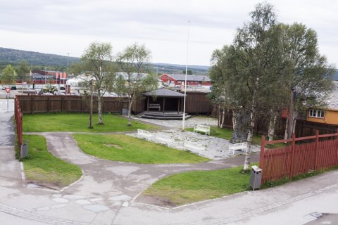 Parken på Nilsenhjørnet
