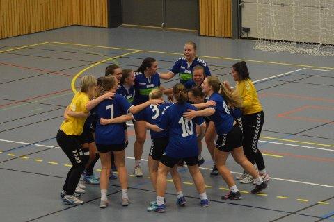 Jubelscener etter seieren mot Lensvik som gjorde Ålen til nåværende tabellvinner!