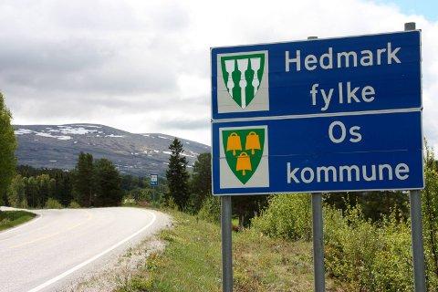 KOMMUNEBAROMETER: Os kommune havner på en foreløpig 8. plass på kommunebarometeret for pleie- og omsorgstjenester.
