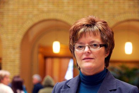 Stortingsrepresentant for Sp, Heidi Greni fra Holtålen, er lite fornøyd med togtilbudet fra SJ etter at de tok over ansvaret nå i juni.