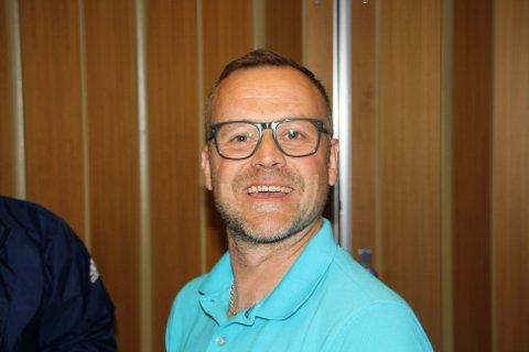 ORDFØRERKANDITAT: - Godt arbeidsmiljø gir god eldreomsorg, sier Tynset Aps ordførerkandidat Marius Krokhaug.