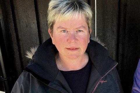 PRESTASJONSPRESS: Elin Grønli er leder i Ålen Sanitetsforening og bekymret for de høye kravene unge utsettes for.