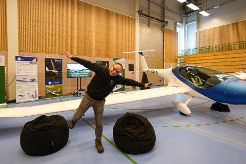 Green Flyway er kåret til årets beste utstiller i Martnashallen.