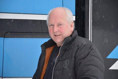 DRAMATISK: Tore Velten i Tamnes Transport AS slår fast at situasjonen er alvorlig for hele bransjen.