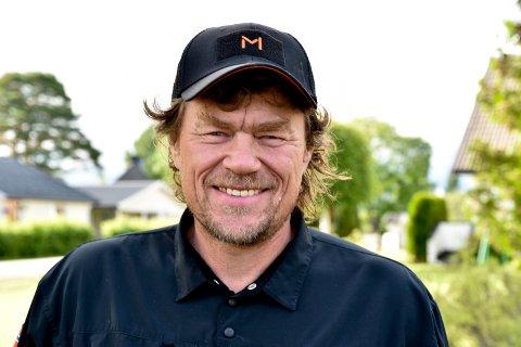 HAR TATT KONTAKT: Lars Monsen har tatt kontakt med Femundløpet for å sondere muligheten for å gjøre Elgå til et nytt sjekkpunkt.