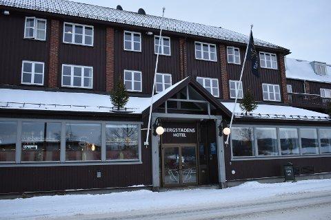 Bergstadens Hotel.