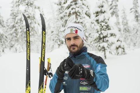 MEXICO: I mars er han med på å åpne Tynsets første e-sportklubb, men selv skulle han gjerne ha satset langrenn og gått for hjemlandet Mexico.