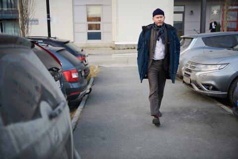 IKKE FORNØYD: Regiondirektør Tord Lien i NHO mener Regjeringens siste koronatiltak vil føre til konkurser og tap av jobber i Trøndelag.