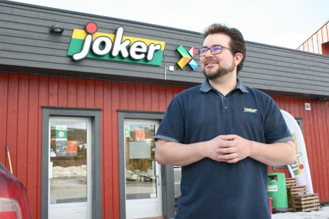 MANGE GJENNOMREISENDE: Turismen utgjør nesten halvparten av omsetningen ved Nye Joker Dalholen.