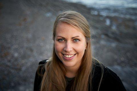 Slipper plate: Fredag blir det plateslippkonsert på Thomasgaarden for Ingeborg Ulberg Sommer.
