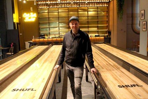 UTELIVSKONGE: Morten Guldvik fra Kvikne i Nord-Østerdal har investert millioner i utelivet i Oslo. Skagstindgruppen driver totalt 11 utesteder i Oslo og har et mål om å omsette for over 300 millioner neste år.