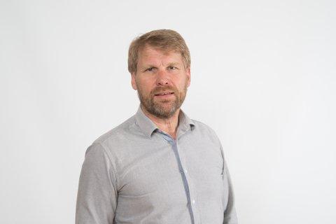 Geir Åge Michelesen.