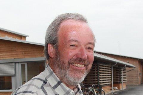 SPESIALRÅDGIVER: Veterinær Olav Østerås er spesialrådgiver i dyrehelse og fruktbarhet og jobber i TINE Rådgiving i Ås.
