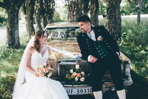 22. juli giftet Geir Inge Muri Syversen og Iselin Kvamme Syversen seg på gården, Sundbyteigen i Nordby.