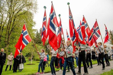 17. mai 2015 i Ås.