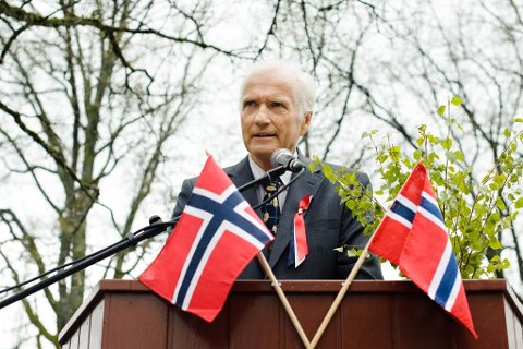 Nicolai Bjørneby mottik Falsenorisen i 2010.
