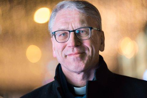 PRESES: Olav Fykse Tveit (59) fra Ås er tilsatt som preses i den Norske kirke.