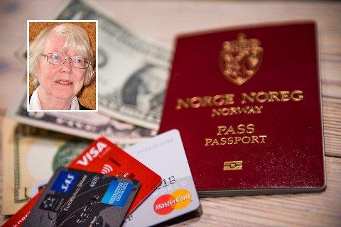 Åse Kvitle Kristiansen (74) er misfornøyd med behandlingen fra Sparebanken Nord Norge.