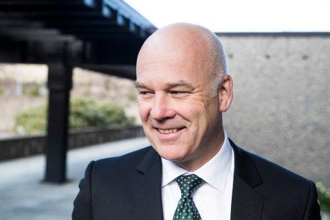 TOPPER: NRK-sjefen Thor Gjermund Eriksen tjener over 5,1 mill.