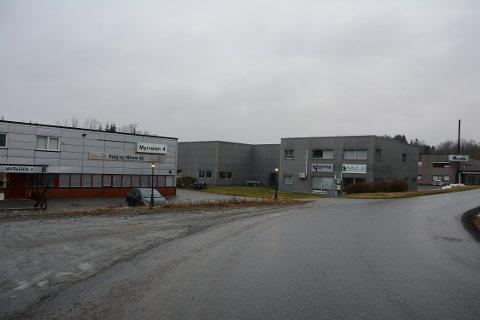 MYRVEIEN: Myrveien i Ås er attraktivt for eiendomsutviklere.