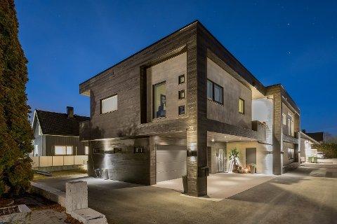 – Vi bygget drømmen vår da vi bygget dette huset for seks år siden