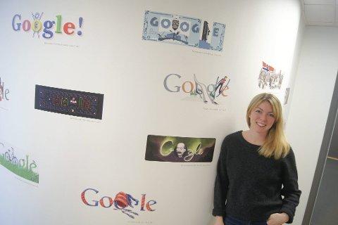 SLUTTER: Helle Skervold slutter i Google Norge og flytter tilbake til Akersgaten og VG.