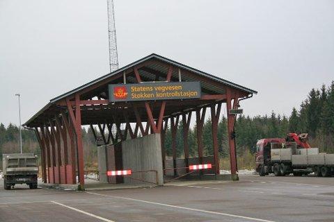 Både mandag og tirsdag har Statens vegvesen hatt kontroll ved Støkken kontrollstasjon på E6 i Ås.