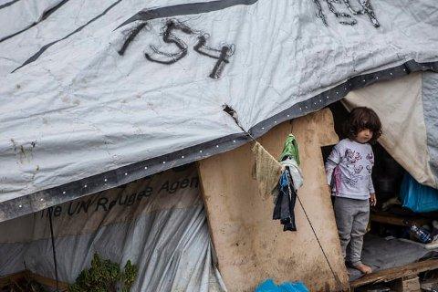 STØTTER OPPROPET: Flertallet i kommuenstyret stemte for å signere oppropet som krever at regjeringen bidrar til evakuering av flykningeleiren Moria på Lesbos og at noen av flykningene blir hentet til Norge.