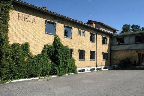 KAN BLI BOFELLSSKAP: Tidligere Heia sykehjem i Kroer kan bli omgjort til et moderne bofellesskap, foreslår Roy Magne Aasen i Heia Eiendom AS.