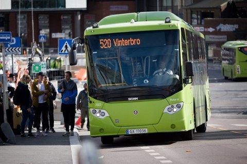 LANGT FRA OVER: Selv om setemerkingen fjernes i Ruters kollektivtransport-midler, så betyr ikke dette at faren nødvendigvis er over.