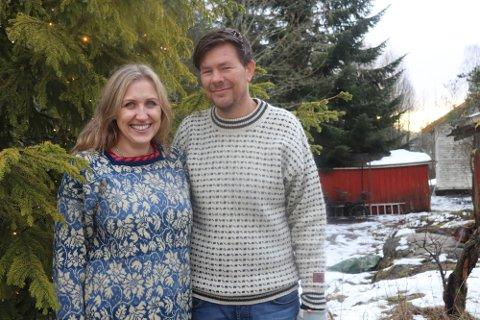 ETABLERER SELSKAP:  For ett år siden kjøpte Vibeke Bergsjø Aas og Espen Indergård Korsveien. For Vibeke hadde dette vært drømmestedet helt siden hun var ung. Nå har hun opprettet selskap på stedet.