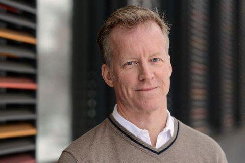 TIL ÅS: Curt Rice går fra Oslo Metropolitan University (OsloMet) til agrarmetropolen Ås og Norges Miljø- og Biovitenskapelige Universitet (NMBU).